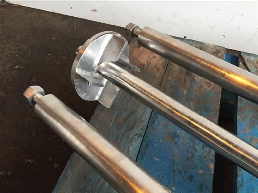 Silverson GX High shear mixer
