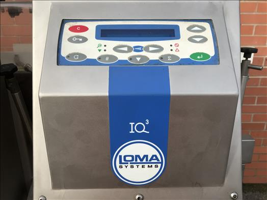 metal detector checkweigher