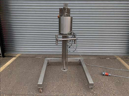 High Shear mixer on stand
