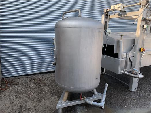 Thermo oil fryer