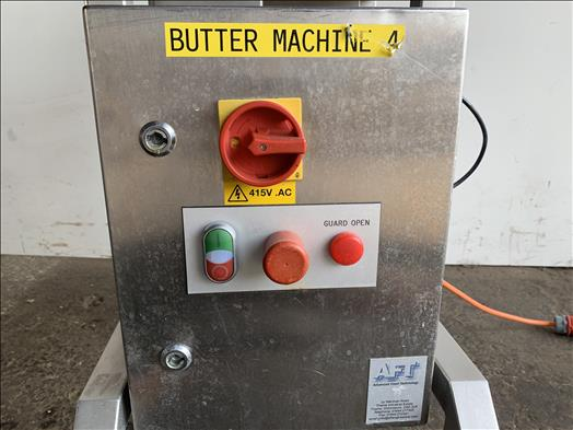 buttering machine