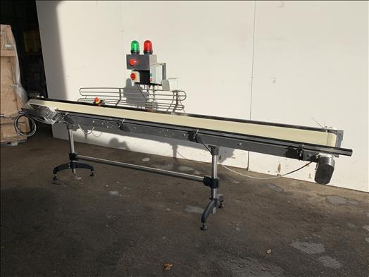Stainless conveyor