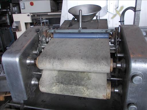 80 Sheeter for Dough Strands (pretzel)