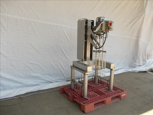 Silverson EX high shear mixer on stand